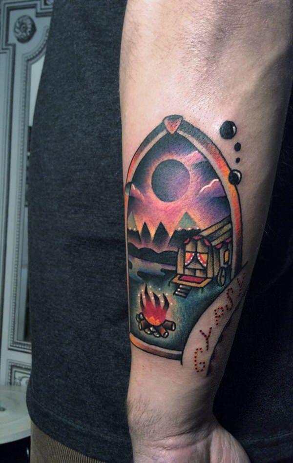 Gypsy Tattoos 8