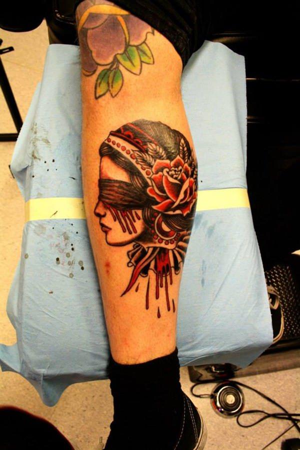 Gypsy Tattoos 9