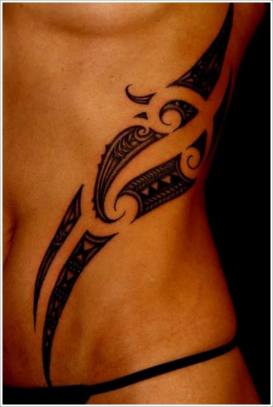 Maori Tribal Tattoo Designs 1
