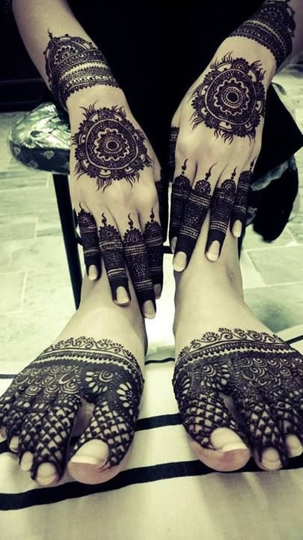 Matching Hands and Feet
