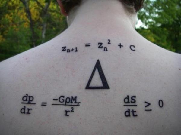 Science Tattoo Ideas 27