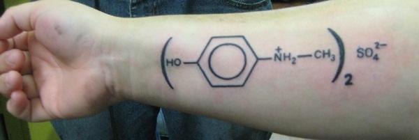 Science Tattoo Ideas 28