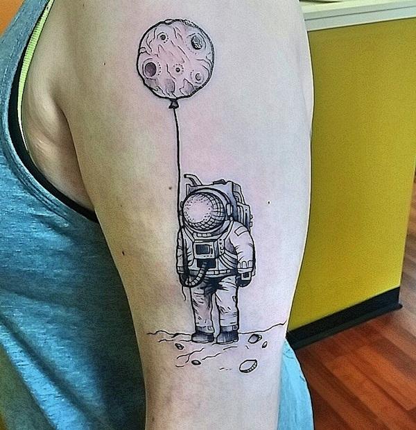 Science Tattoo Ideas 30