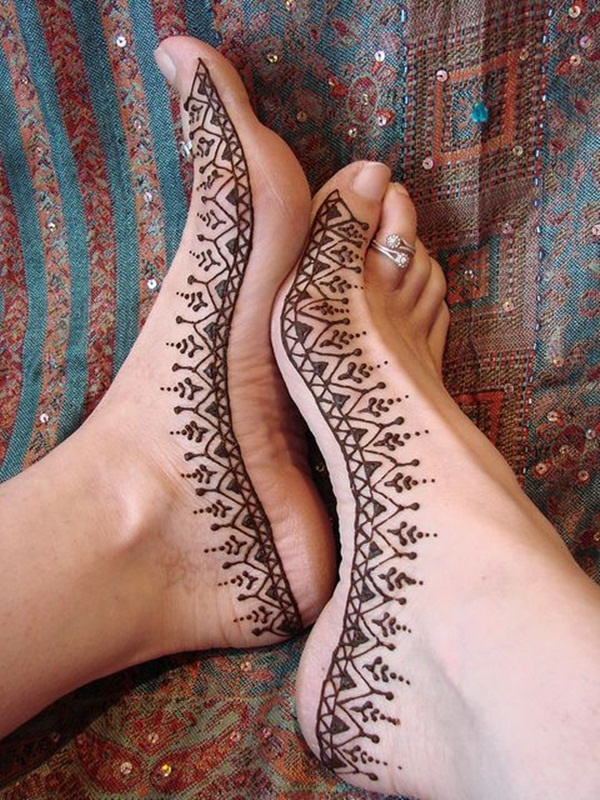 Side of the Feet