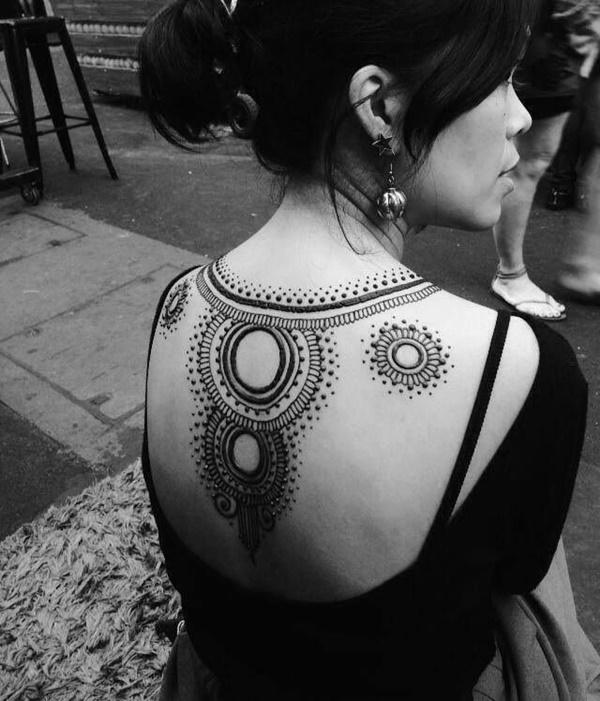 Simple Back Designs