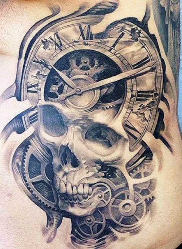Skull Tattoos for Men and Women 1