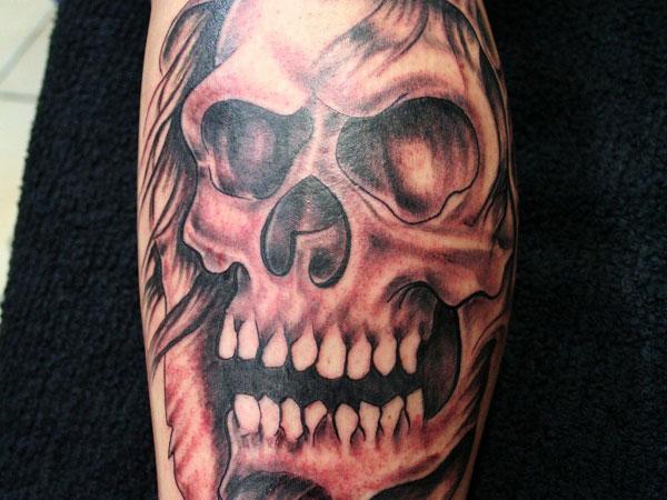 Skull Tattoos for Men and Women 10
