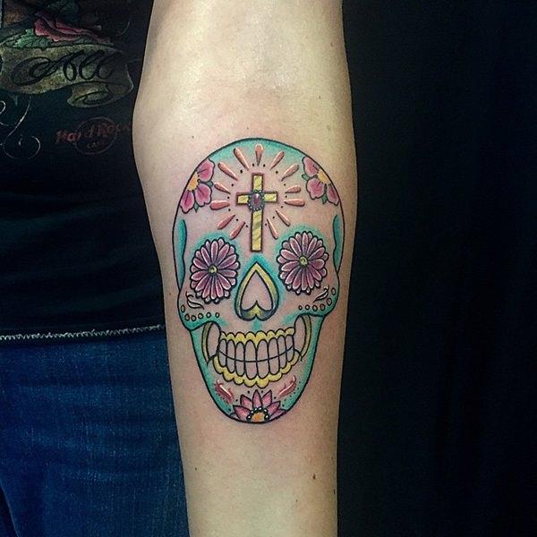 Skull Tattoos for Men and Women 12