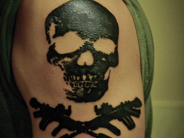 Skull Tattoos for Men and Women 3