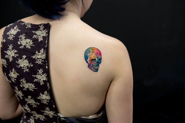 Skull Tattoos for Men and Women 35