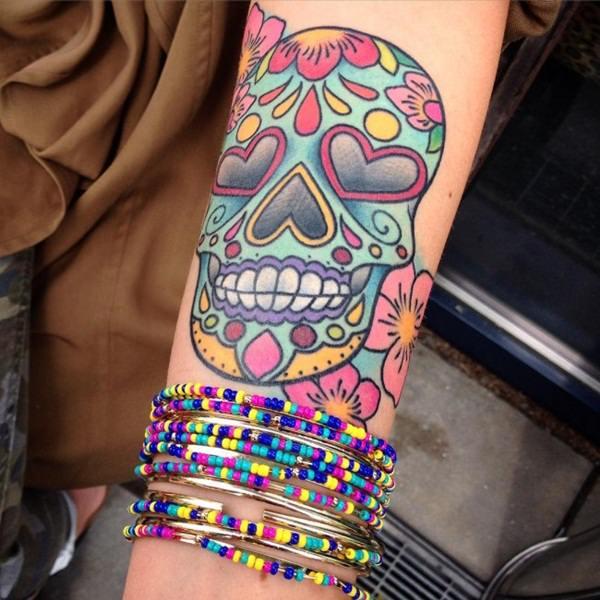 Skull Tattoos for Men and Women 42