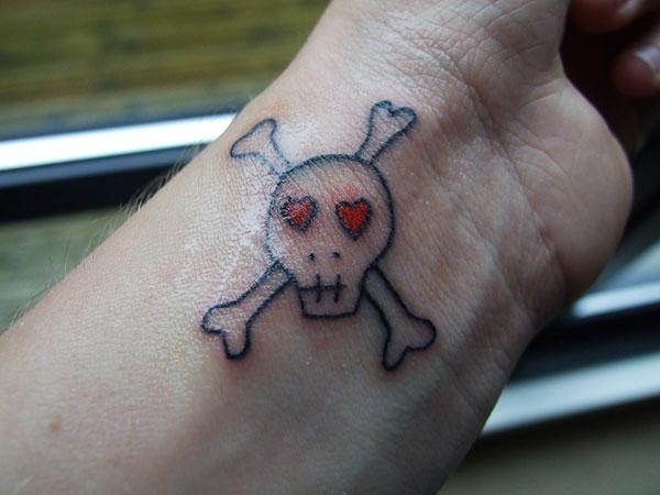Skull Tattoos for Men and Women 47