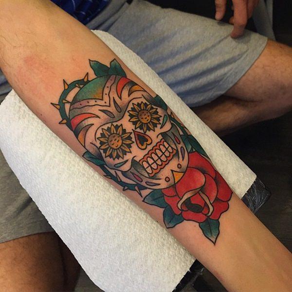 Skull Tattoos for Men and Women 50
