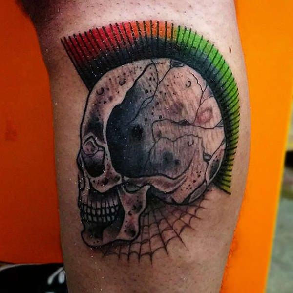 Skull Tattoos for Men and Women 51