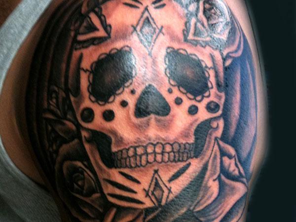 Skull Tattoos for Men and Women 55