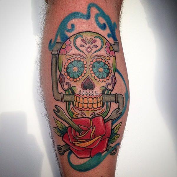 Skull Tattoos for Men and Women 59