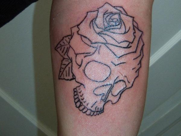 Skull Tattoos for Men and Women 66