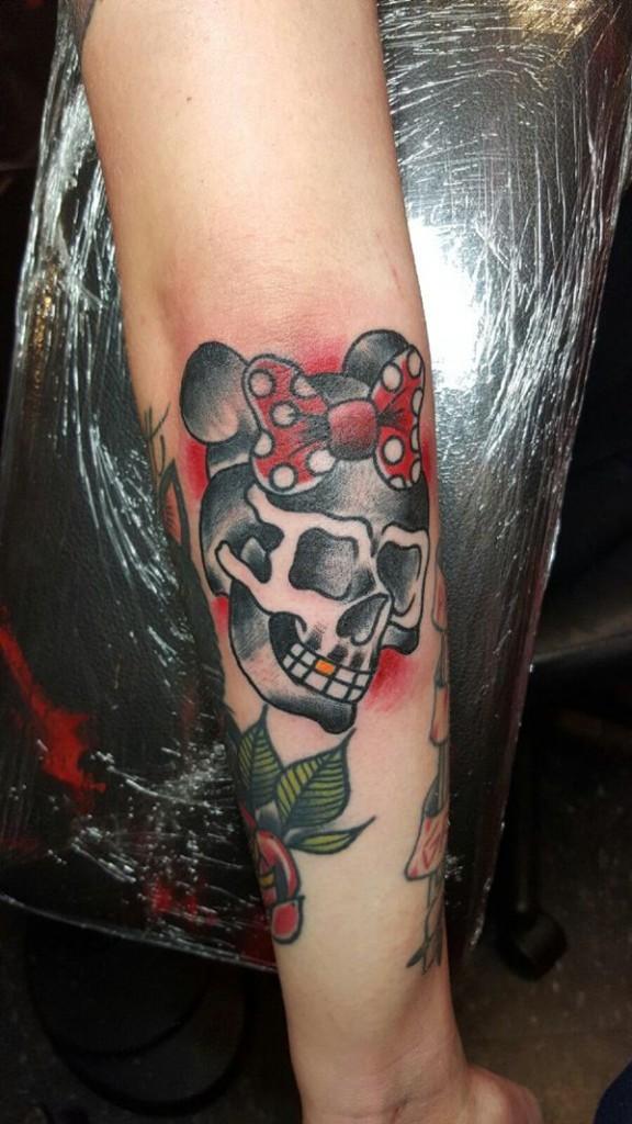 Skull Tattoos for Men and Women 83