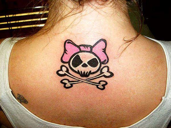 Skull Tattoos for Men and Women 96