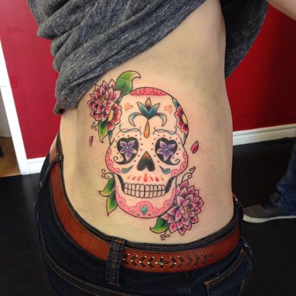 Skull Tattoos for Men and Women 98