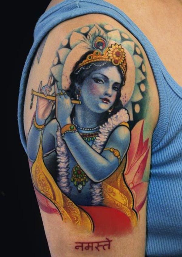 The Alluring Krishna