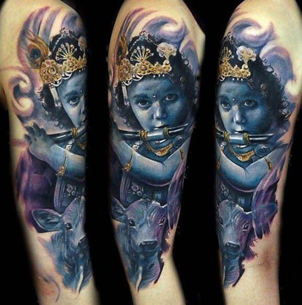 The Arm of Krishna