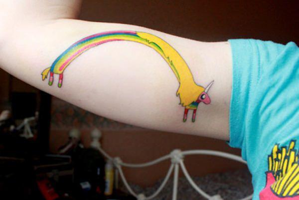Unicorn Tattoo Designs 3