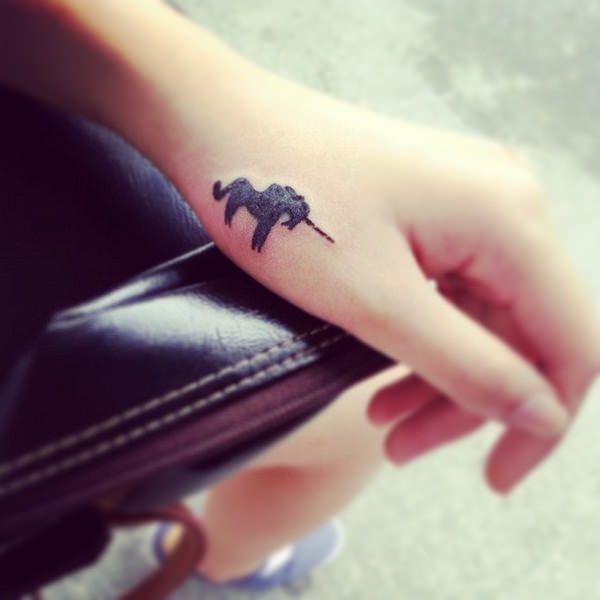 Unicorn Tattoo Designs 62