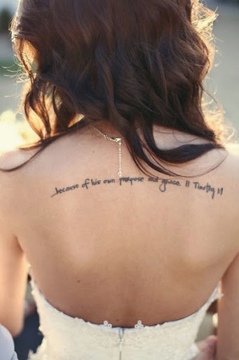 Mind Blowing Girl Tattoo Quotes 22