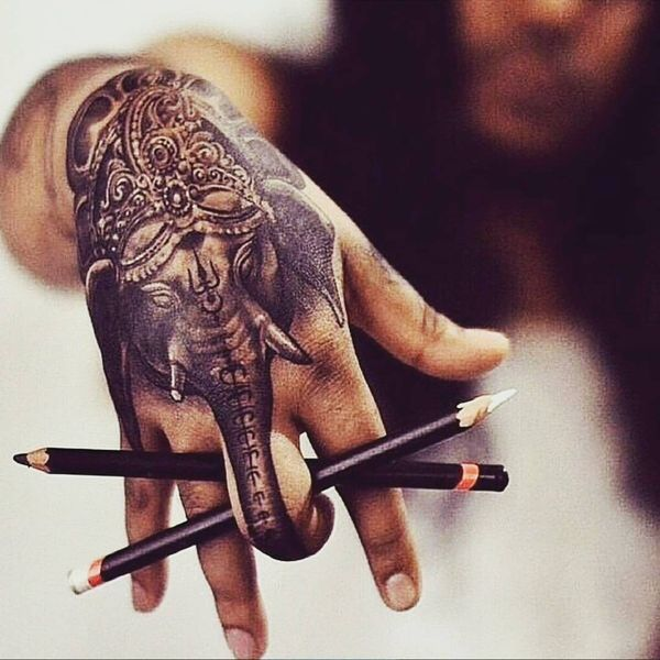 Best Elephant Tattoo Designs And Ideas 10
