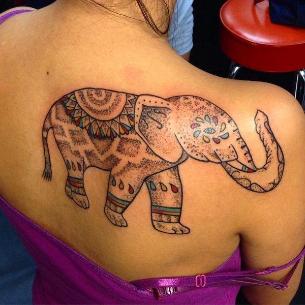 Elephant Tattoo Designs And Ideas
