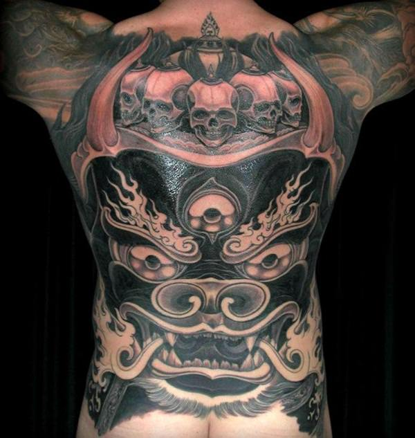 Breathtaking Foo Dog Tattoos for Inspiration 29