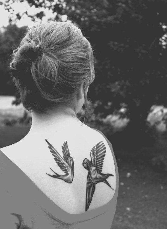 Bird Tattoo Designs & Ideas