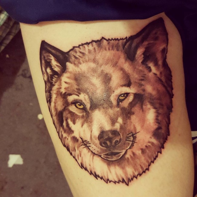 Wolf Tattoos Designs and Ideas For Men and Women
