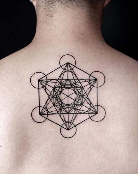 Geometric Tattoo Designs For Men And Women