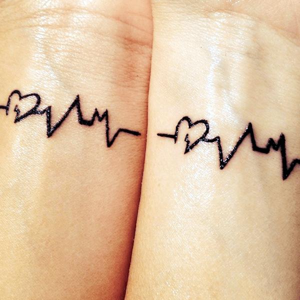 Unique Best Friend Tattoos That Redefine Your Friendship