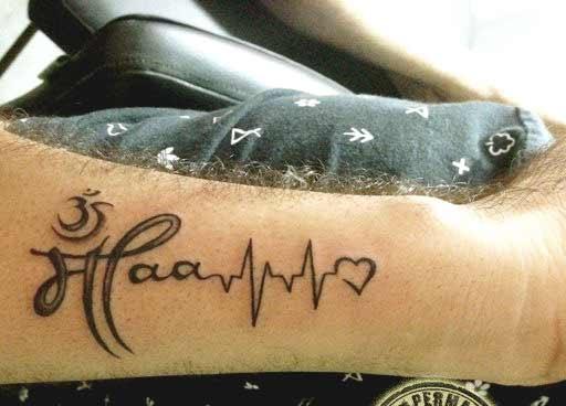 Best Mom (Maa) Tattoos Designs And Ideas