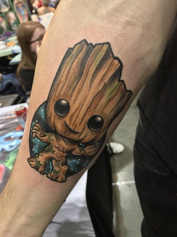Marvel Super Hero Tattoos Designs and Ideas