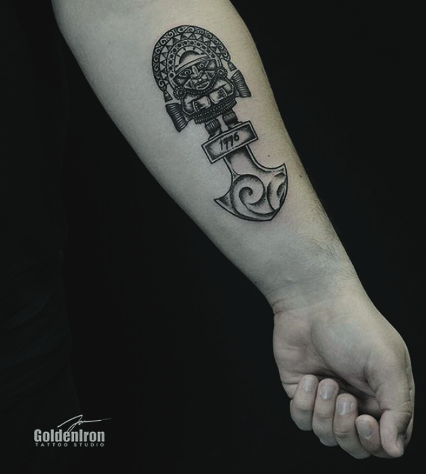 Good Luck Tattoos Design and Ideas