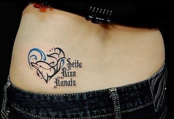 Dolphins Tattoos Designs And Ideas For Girls
