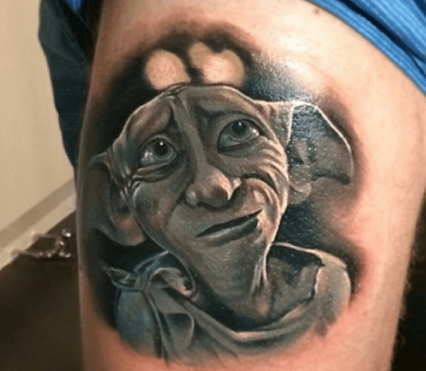 Magical Harry Potter Tattoo Designs